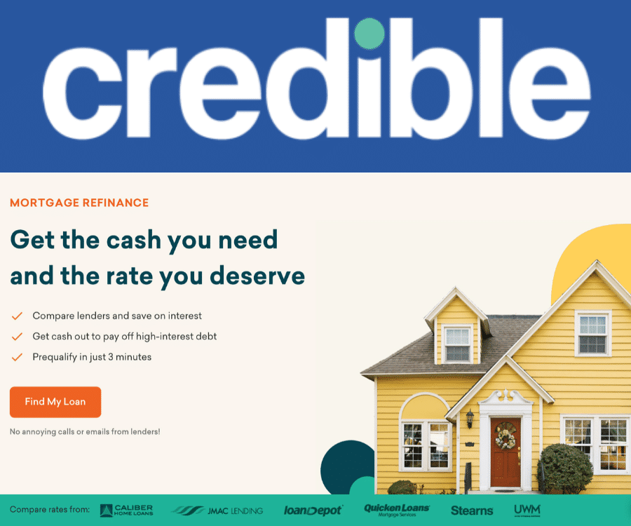 Credible Refinance