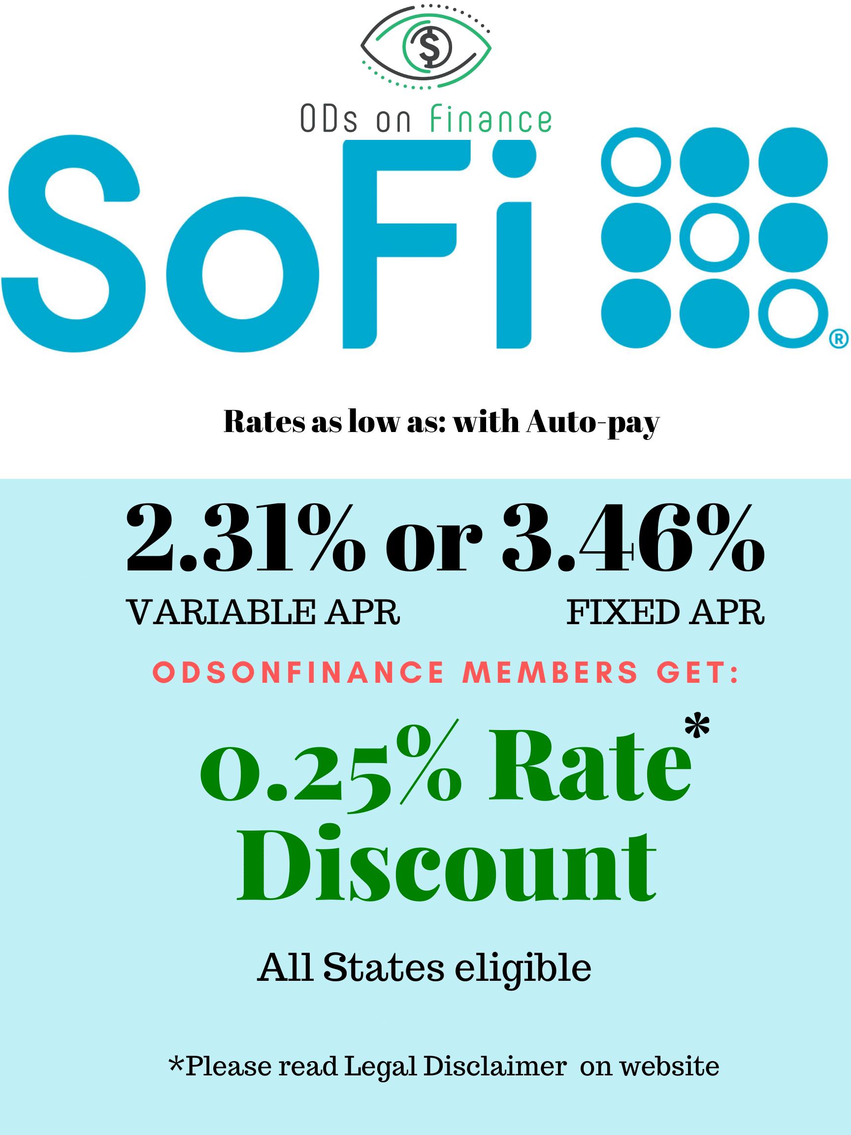 Sofi Loans Promo