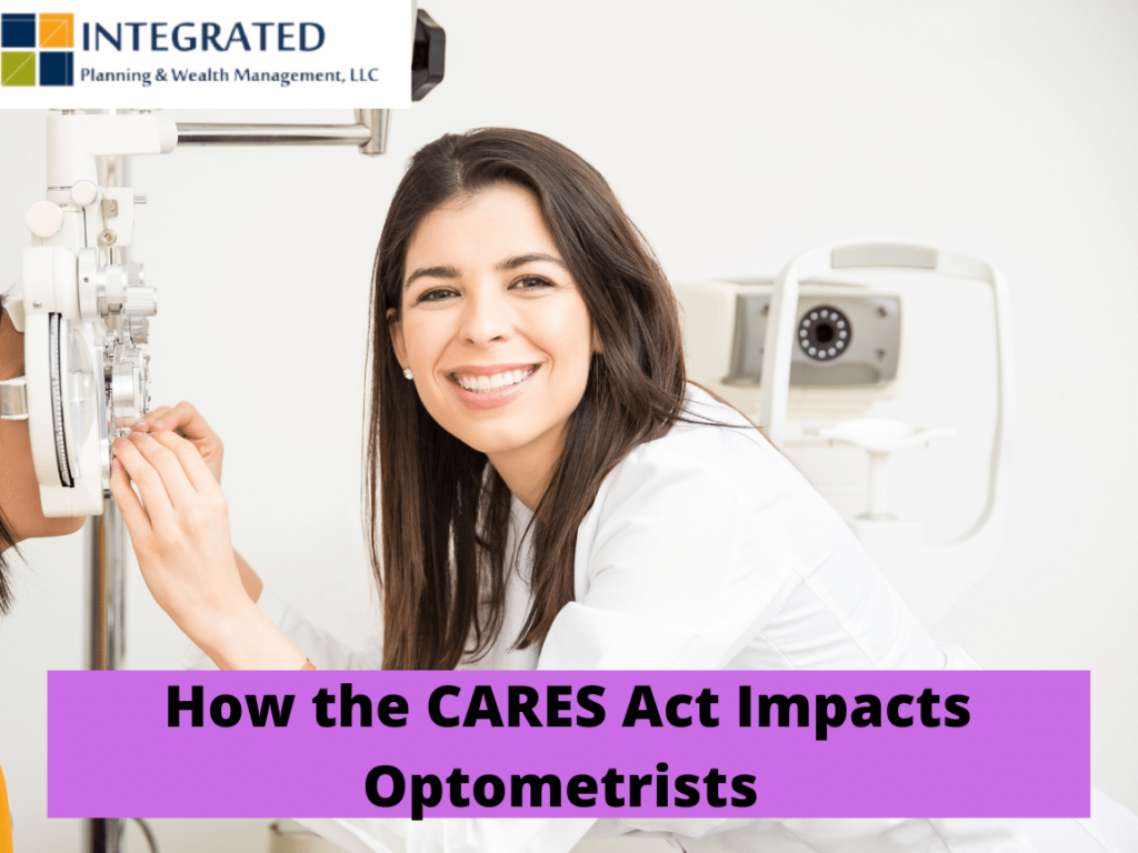 How the CARES Act Impacts optometrists