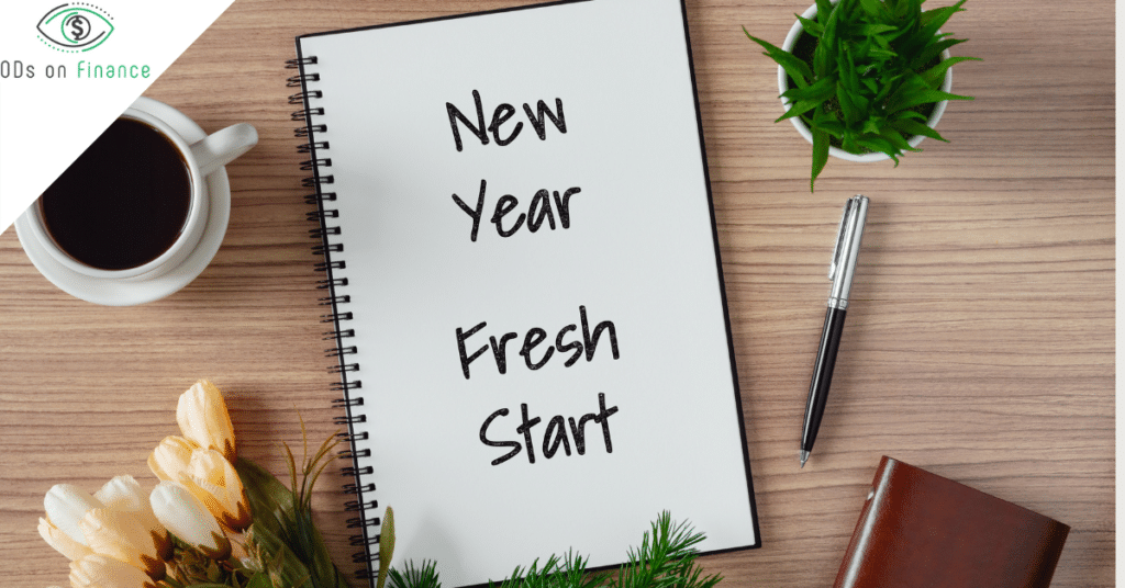 8 New Year's Financial Resolutions