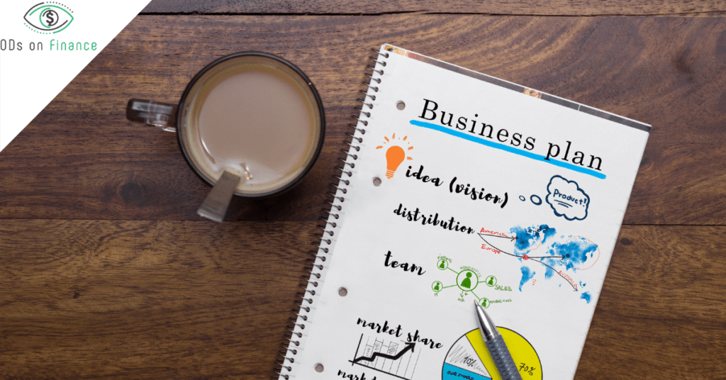 The Optometrist's Guide to Writing a Business Plan