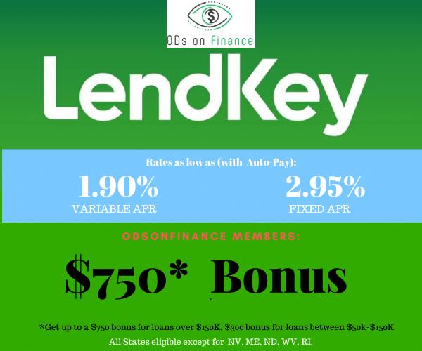 LendKey Loans Promo