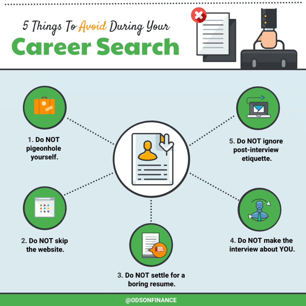 5-things-to-avoid-during-your-career-search