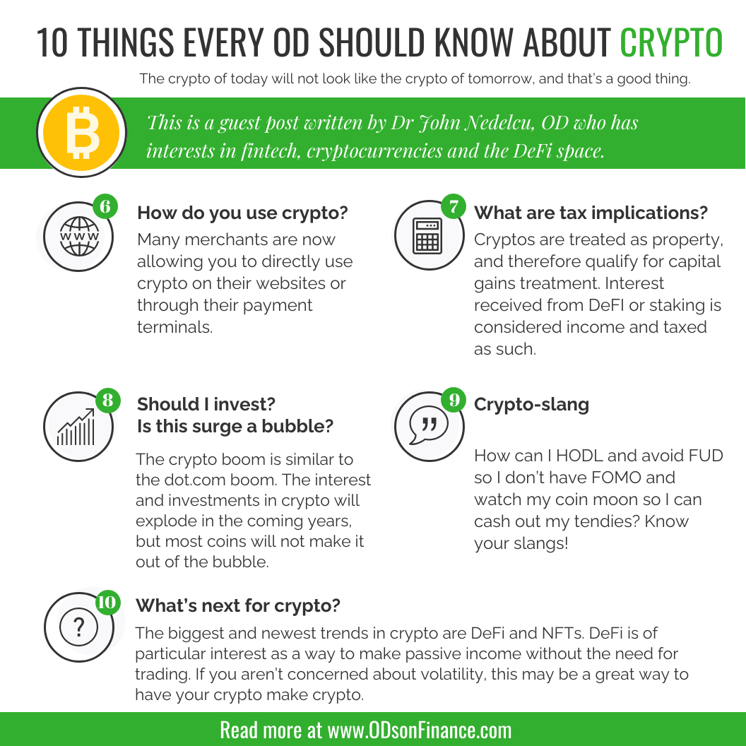 Ten Things Every OD Should Know About Crypto