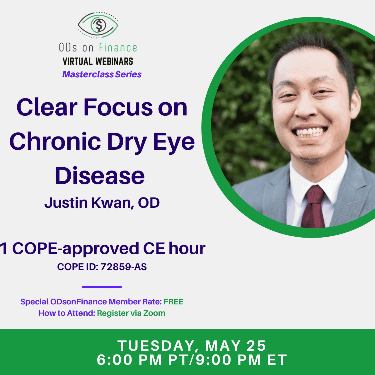 Clear Focus on Chronic Dry Eye Disease (2)