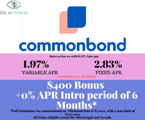 CommonBond Lender