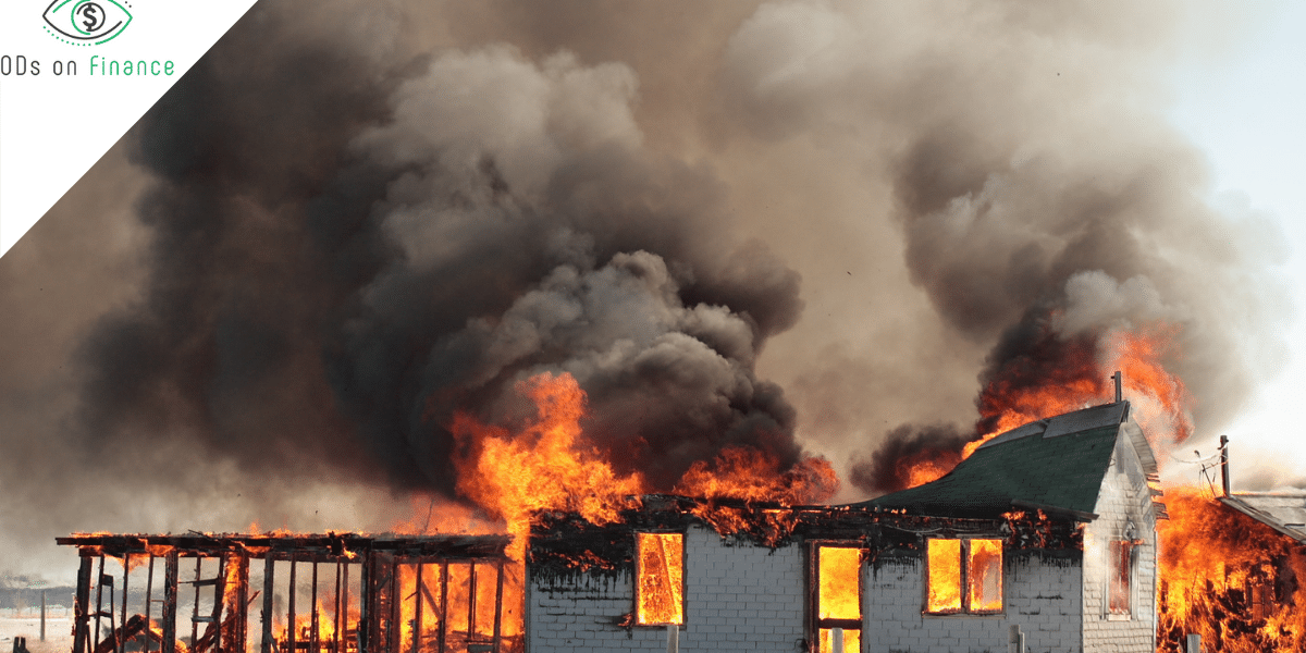 My Rental Property Caught of Fire_ A Four Part Series