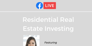 Residential Real Estate Investing